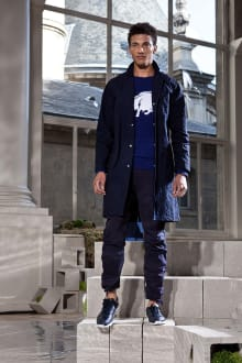 White Mountaineering 2016SS パリコレクション 画像21/34