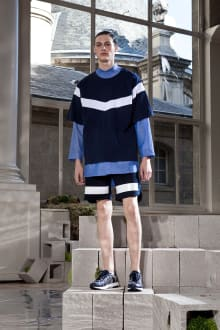 White Mountaineering 2016SS パリコレクション 画像22/34