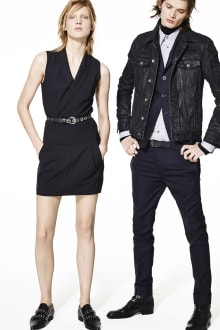 DIESEL BLACK GOLD 2015 Pre-Fall Collectionコレクション 画像16/32