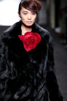 "FENDI ""Haute Fourrure"" in TOKYO 2015-16AW Couture 東京コレクション 画像8/72"