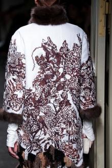 "FENDI ""Haute Fourrure"" in TOKYO 2015-16AW Couture 東京コレクション 画像54/72"