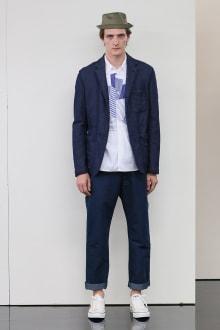 COMME des GARÇONS HOMME 2016SS 東京コレクション 画像14/28