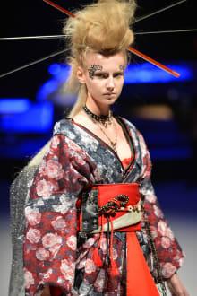 YOSHIKIMONO 2016SS 東京コレクション 画像2/72