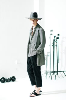 Robes & Confections HOMME 2016SS 東京コレクション 画像5/33