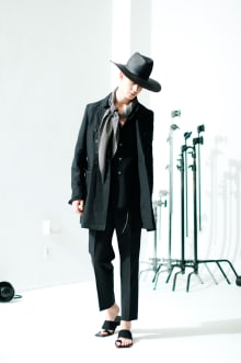 Robes & Confections HOMME 2016SS 東京コレクション 画像29/33