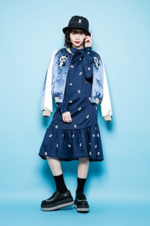 Candy Stripper 2016SS Pre-Collection 東京コレクション 画像2/14