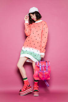 Candy Stripper 2016SS Pre-Collection 東京コレクション 画像13/14