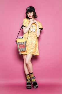 Candy Stripper 2016SS Pre-Collection 東京コレクション 画像14/14
