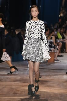 Dior 2016SS Couture パリコレクション 画像6/48