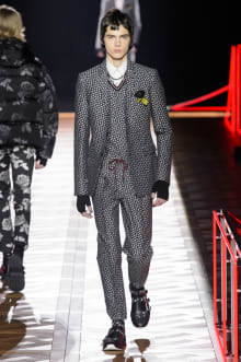 DIOR HOMME 2016-17AW パリコレクション 画像48/52