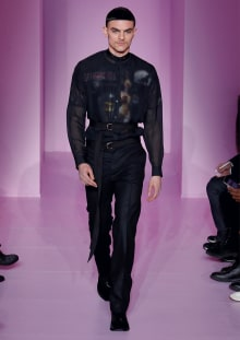 GIVENCHY -Men's- 2016-17AW パリコレクション 画像49/65