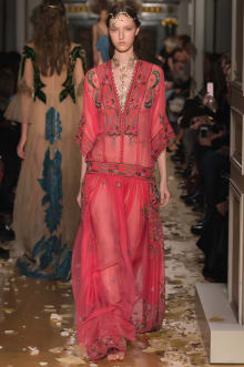 VALENTINO 2016SS Couture パリコレクション 画像17/72