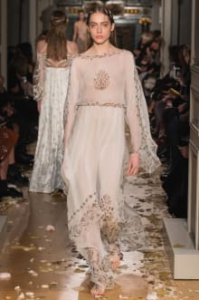 VALENTINO 2016SS Couture パリコレクション 画像28/72