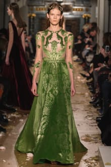 VALENTINO 2016SS Couture パリコレクション 画像63/72