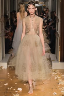 VALENTINO 2016SS Couture パリコレクション 画像71/72