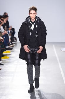 White Mountaineering 2016-17AW パリコレクション 画像32/35