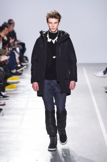 White Mountaineering 2016-17AW パリコレクション 画像33/35