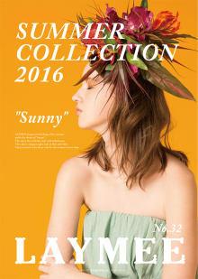 LAYMEE 2016SS 東京コレクション 画像1/37