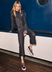 TOMMY HILFIGER 2016 Pre-Fall Collection ニューヨークコレクション 画像6/29