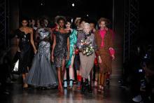 Vivienne Westwood -Women's- 2016-17AW ロンドンコレクション 画像40/41