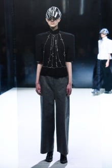 ANREALAGE 2016-17AW パリコレクション 画像10/37