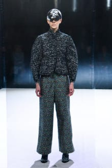 ANREALAGE 2016-17AW パリコレクション 画像14/37