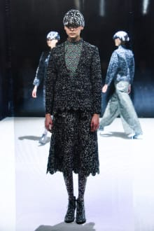 ANREALAGE 2016-17AW パリコレクション 画像16/37
