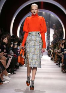 Dior 2016-17AW パリコレクション 画像16/55