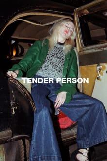 TENDER PERSON 2016-17AWコレクション 画像20/24