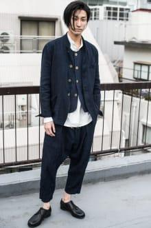 Araki Yuu 2016-17AWコレクション 画像1/24