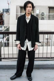 Araki Yuu 2016-17AWコレクション 画像4/24