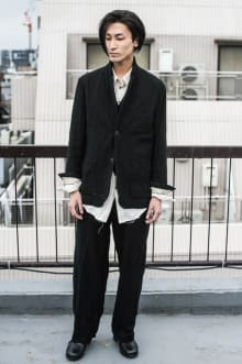 Araki Yuu 2016-17AWコレクション 画像7/24