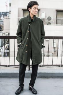 Araki Yuu 2016-17AWコレクション 画像14/24