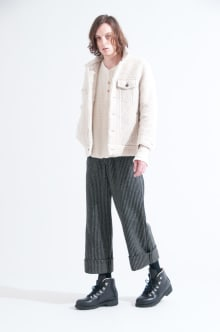 Robes & Confections HOMME 2016-17AW 東京コレクション 画像19/34