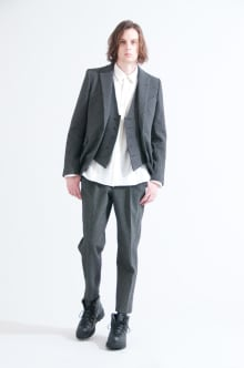 Robes & Confections HOMME 2016-17AW 東京コレクション 画像27/34