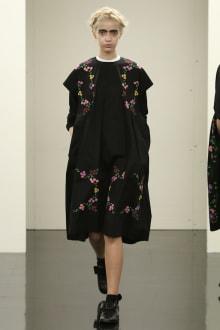 tricot COMME des GARÇONS 2016-17AW 東京コレクション 画像34/61