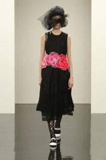 tricot COMME des GARÇONS 2016-17AW 東京コレクション 画像49/61