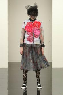 tricot COMME des GARÇONS 2016-17AW 東京コレクション 画像52/61