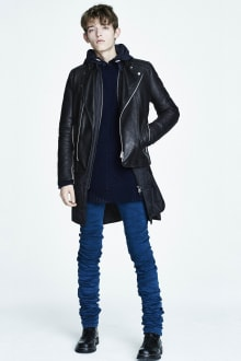 DIESEL BLACK GOLD 2016 Pre-Fall Collectionコレクション 画像10/33