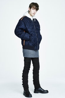DIESEL BLACK GOLD 2016 Pre-Fall Collectionコレクション 画像18/33