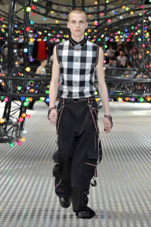 DIOR HOMME 2017SS パリコレクション 画像2/52