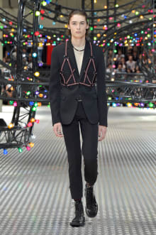 DIOR HOMME 2017SS パリコレクション 画像4/52