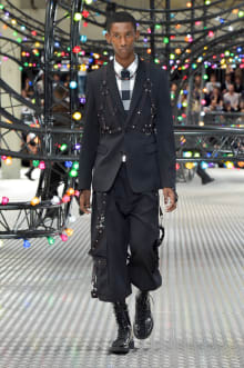 DIOR HOMME 2017SS パリコレクション 画像7/52