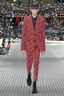 DIOR HOMME 2017SS パリコレクション 画像23/52