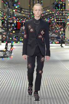 DIOR HOMME 2017SS パリコレクション 画像44/52