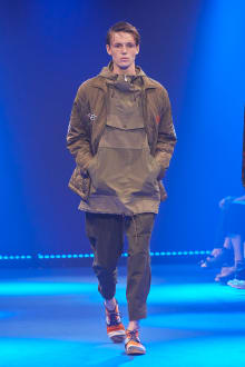 White Mountaineering 2017SS パリコレクション 画像18/54