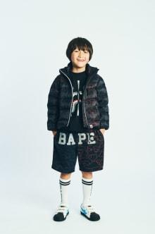 A BATHING APE® -KIDS- 2016-17AWコレクション 画像4/16