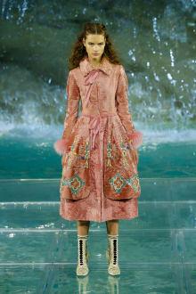 FENDI 2016-17AW Coutureコレクション 画像5/46
