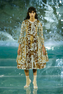 FENDI 2016-17AW Coutureコレクション 画像6/46