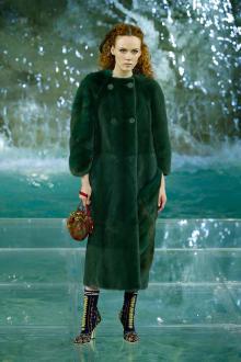 FENDI 2016-17AW Coutureコレクション 画像16/46